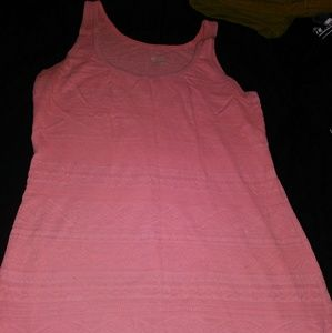 Mossimo supply long tank size Large